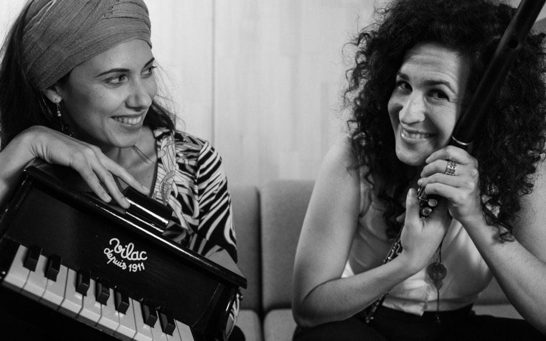 Olivia Trummer & Hadar Noiberg (D/ISR) Jazz, Songs und mehr im Duo